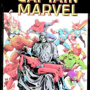 U75GMCP#25: Death of Captain Marvel with Al Sedano