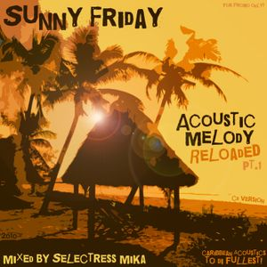 REUPLOAD: ACOUSTIC MELODY RELOADED (sunny friday production) - DJ MIKA RAGUAA