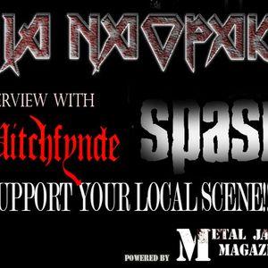 Intervjui sa Spazm i Witchfynde, novi Jag Panzer i The Backdoor Band