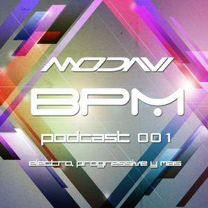Modavi BPM Podcast 001