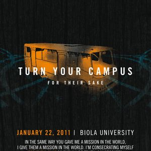 Turn Your Campus 2011 Promo Mix - Dj Promote