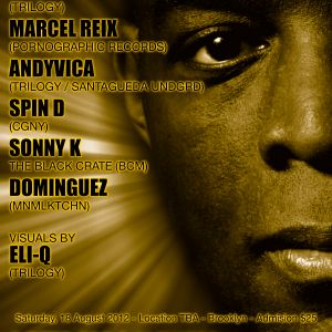 Giovanni Dj Set @ Trilogy presents: Kevin Saunderson