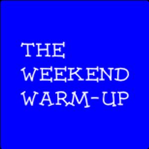 Paul's Weekend Warm Up 24082012
