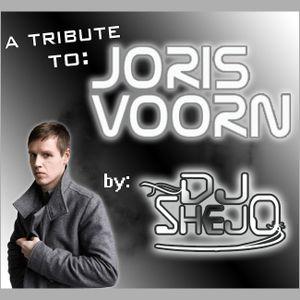 Dj Shejo - A Tribute to Joris Voorn