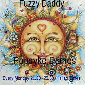 Fuzzy Daddy - Popsyke Diaries - 15 October 2018