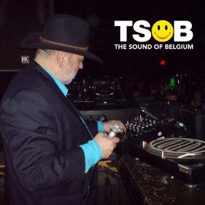 TSOB (The Sound Of Belgium) Release Party 19-10-2012 Dick Van Gelder