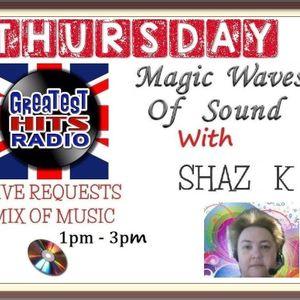 Shaz Kuiama - Magic Waves Of Sound - 19th January 2017