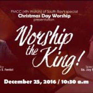 Worship the King - Christmas Day Worship
