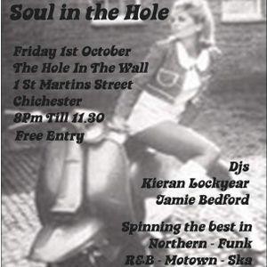 Soul In The Hole - Djs kieran Lockyear & Jamie Bedford part 1