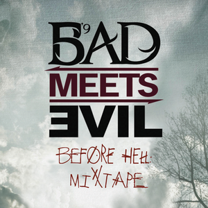 "Bad Meets Evil (Royce Da 5'9"" & Eminem) - Before Hell - Grzly Adams - Beatevolution Mix"