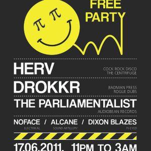 Herv Live @ Pi-Eyed June 2011