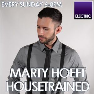 Marty Hoeft - #HOUSETRAINED - 10.6.18