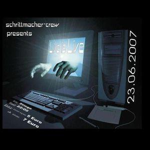 Kernsprung @ Schrittmacher Crew Pres. Live Is Live - Stiege Oberharz am Brocken - 23.06.2007
