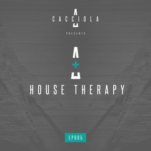 House Therapy Radioshow Ep 005 - March 2017