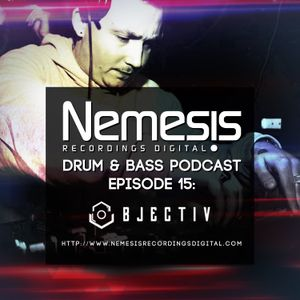 Nemesis Recordings Digital Podcast #15 Objectiv