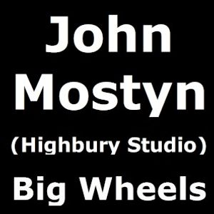 Big Wheels with Robin Valk: John Mostyn of Highbury Studio (22/12/2015)
