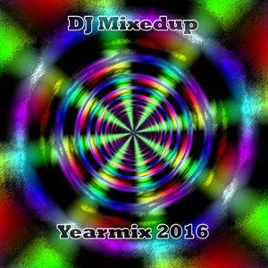 DJ Mixedup - Yearmix 2016