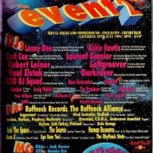 Lenny Dee @ Rezerection: Event 2 (1994)