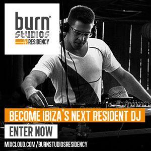 Burn Studios Residency 2013 - Winning Mix