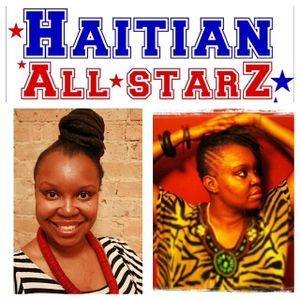 HAITIAN ALL-STARZ MIXSHOW on Radio Lily - 1.10.2014 - DJ Sabine Blaizin
