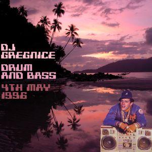 Dj GregNice - Drum&Bass 4.5.1996 Good Looking / Intelligent d&b