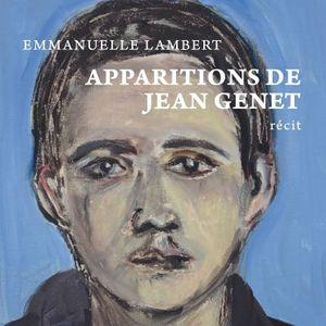"""Caractères, d'Alex Mathiot - Emmanuelle Lambert, """"Apparitions de Jean Genet"""", Les Impressions nouvel"""