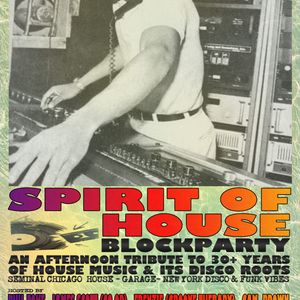 Soul of Sydney #54: Spirit of House Warm Up Boogie Mix by Downtown Cam Brown