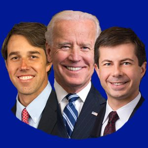 #1271 The moderates are coming! (Beto, Biden and Buttigieg)