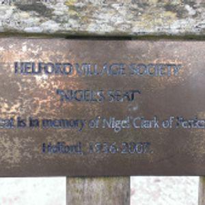 DeadBench - Nigel's Seat