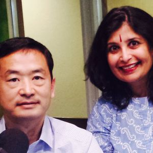 Health the cornerstone of life! Dr  Wu talks to Vijayalakshmi how Acupuncture Can Help on KLOK117OAM