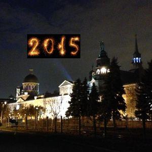 32) Mon palmarès 2015 - Musique de Montréal #32