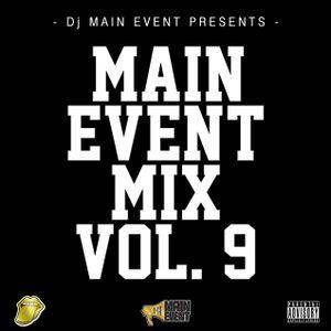 #MainEventMix Vol. 9