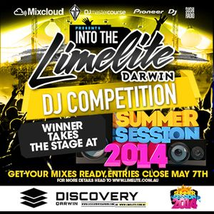 Into the Limelite DJ Competition 2014 Darwin - Paul Crewe