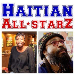 HAITIAN ALL STARZ MIXSHOW on Radio Lily - 11.1.2013 - Shakespeare Guirand & Dina Simon