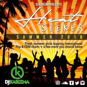 DJ Karizma - HEATSEEKER SUMMER 2016