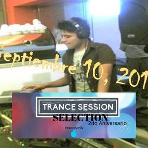 Trance Session Selection - Dj Black&Blue [2° Aniversario]