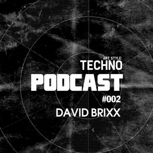 Art Style: Techno | Podcast #002 : David Brixx
