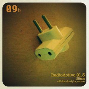 miliokas on RadioActive 91,3 - 09b