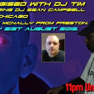 Energised with DJ Tim Featuring DJ Sean Campbell & Chris Mcnally - 21/08/2015/ - Citybeat 103.2 fm