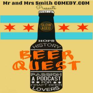 Beer Quest Episode 2: Pollyanna Brewing Company