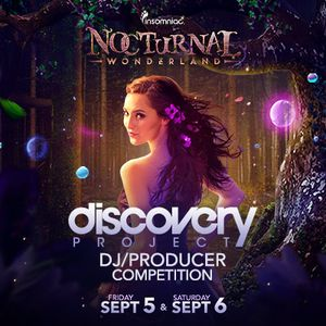 Discovery Project: Nocturnal Wonderland 2014 - YOGA FLAME