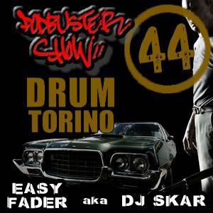 DJ SKAR podbuster show 44 - drum torino