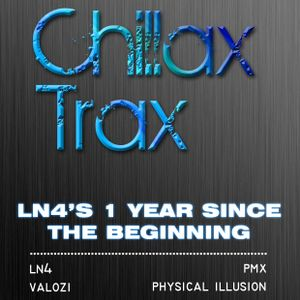 LN4, Valozi, PMX & Physical Illusion at Filth.FM - LN4's 1 year since the beginning (July 7, 2012)