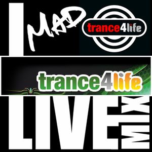 Live Mix - Trance 4 Life - MAD Club Lausanne - 28.09.2012