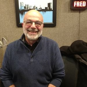 Steve Athanas on with Fred
