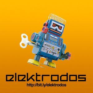 ELEKTRODOS 5 sept 16. New songs and DJ Set Negocius Man