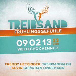 Freddy Hetzinger @ Treibsand (Weltecho Chemnitz)