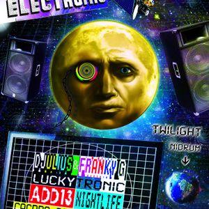 Djulius & Franky G @ Electronic Moon Sounds 12.01.2013 (Twilight, Nidrum)
