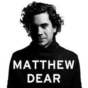 Matthew Dear - 6 Mix BBC Radio 6 - 31-08-12