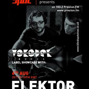 BLINDSPOT-RADIO_113_-_Elektor-&-Pippo (VokodekMusic, Venezuela)